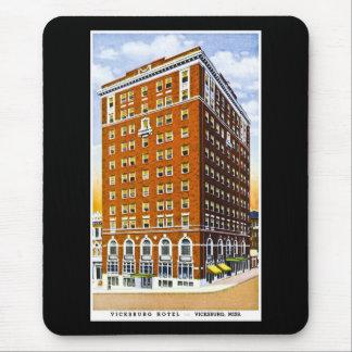 Hotel de Vicksburg, Vicksburg, Mississippi Alfombrilla De Ratón