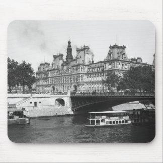 Hotel de Ville, 1882 Tapetes De Ratón