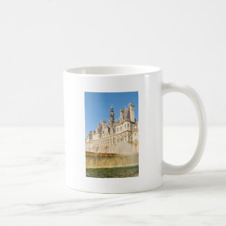 Hotel de Ville (City Hall) in Paris, France Coffee Mug