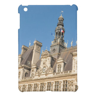 Hotel de Ville (City Hall) in Paris, France iPad Mini Cover