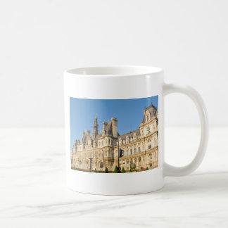 Hotel de Ville in Paris, France Coffee Mug