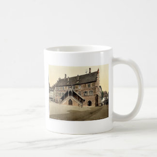 Hotel de Ville (town hall), Mulhausen, Alsace Lorr Classic White Coffee Mug