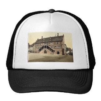 Hotel de Ville (town hall), Mulhausen, Alsace Lorr Trucker Hat