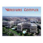 Hotel de Watergate y complejo, Washington, C.C. Tarjeta Postal
