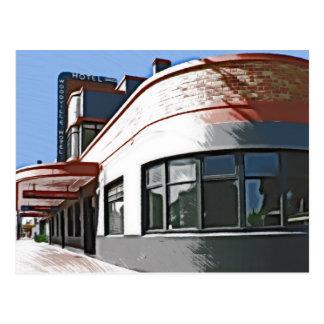 Hotel de Woodville, Adelaide Postales