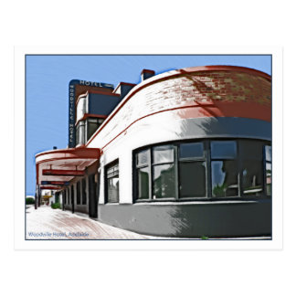Hotel de Woodville, Adelaide Tarjetas Postales