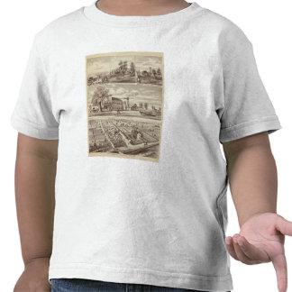 Hotel de Woodville ranchos Camisetas
