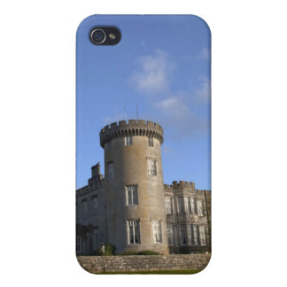 Hotel del castillo de Dromoland adentro iPhone 4 Funda
