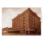 Hotel del chambelán de Des Moines Iowa Tarjetas