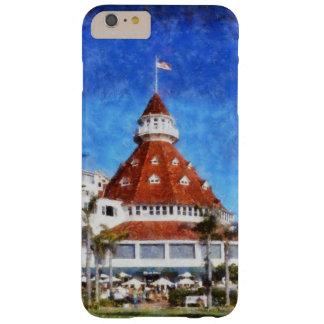 Hotel Del Coronado Barely There iPhone 6 Plus Case