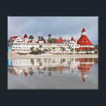 """Hotel del Coronado - Coronado, California Canvas Print<br><div class=""""desc"""">The legendary Hotel del Coronado on Coronado Island - California - EST.</div>"""