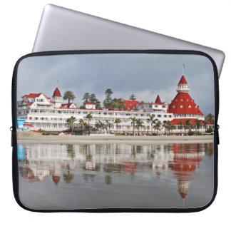 Hotel del Coronado - Coronado, California Laptop Sleeve