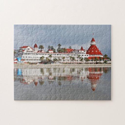 Hotel del Coronado - Coronado California Puzzle