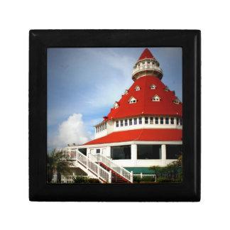 Hotel Del Coronado Keepsake Box