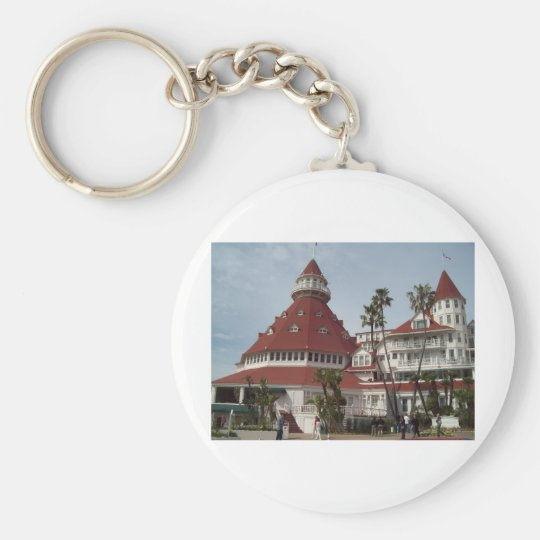 Hotel_del_Coronado Keychain