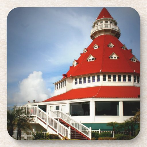 Hotel Del Coronado Posavaso