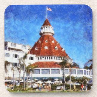 Hotel Del Coronado Posavasos De Bebida