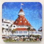 Hotel Del Coronado Posavasos