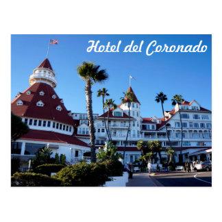 Hotel del Coronado Post Card