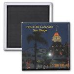 Hotel Del Coronado San Diego California Magnets