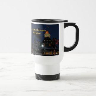Hotel Del Coronado San Diego California Travel Mug