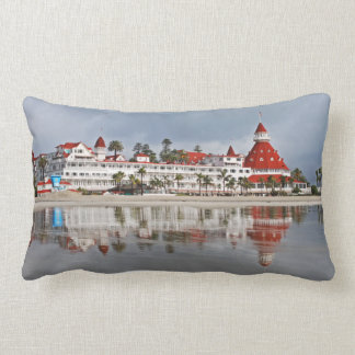 Hotel del Coronado - San Diego Skyline - Coronado Pillow
