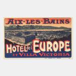 Hotel del Europa (Aix los Baños)