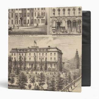 "Hotel del lugar del parque, casa de Greenman, Minn Carpeta 1 1/2"""
