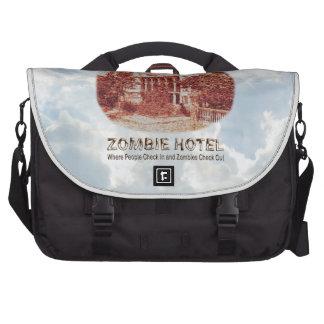 Hotel del zombi - básico bolsa para ordenador