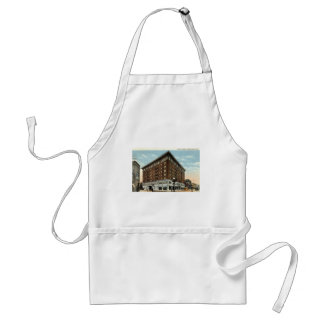 Hotel Deming, Terre Haute, Indiana 1933 Adult Apron