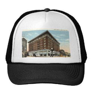 Hotel Deming, Terre Haute, Indiana 1933 Trucker Hat