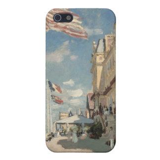 Hotel des Roches Noires, Trouville - Claude Monet Cases For iPhone 5