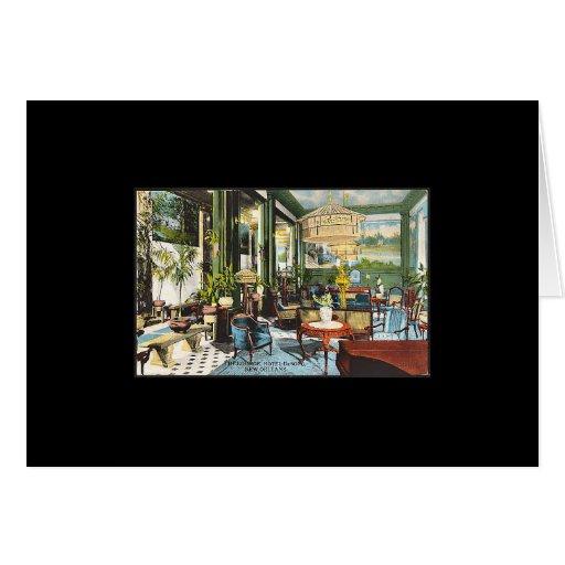 Hotel DeSoto New Orleans Card