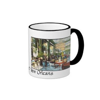 Hotel DeSoto New Orleans Ringer Mug