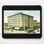 Hotel Downey, Lansing, Michigan Mousepads