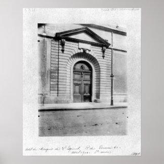 Hotel du Grand Veneur in Paris 60 rue de Poster