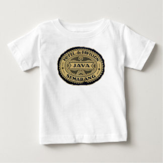 Hotel du Pavillon Semarang Java en oro T-shirts