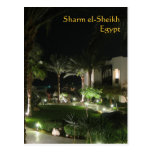 Hotel en Sharm el-Sheikh Tarjeta Postal