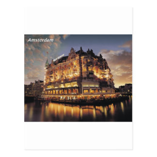 Hotel-Europa-Amsterdam-Países Bajos [kan.k] Tarjetas Postales