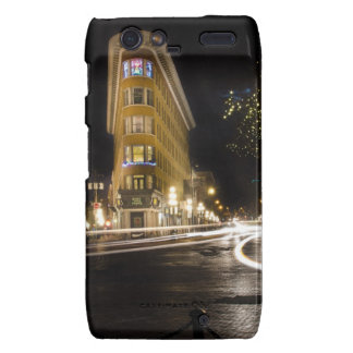 Hotel Europa in Gastown Vancouver Droid RAZR Case