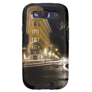 Hotel Europa in Gastown Vancouver Galaxy S3 Cases