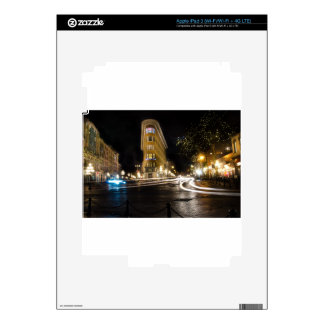 Hotel Europa in Gastown Vancouver iPad 3 Decal