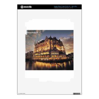Hotel-Europe-Amsterdam-Netherlands-[kan.k] Skins For iPad 3