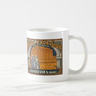 Hotel Excelsior Casablanca Coffee Mug
