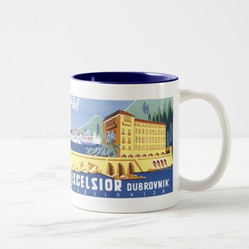 Hotel Excelsior Dubrovnik Coffee Mug