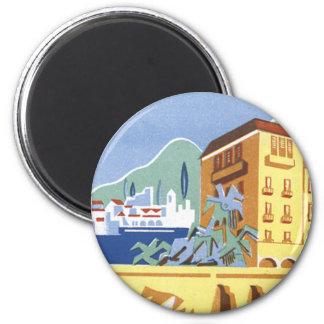 Hotel Excelsior Dubrovnik 2 Inch Round Magnet