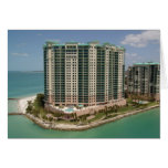 Hotel frente al mar, isla de Marco, la Florida, 20 Tarjeton