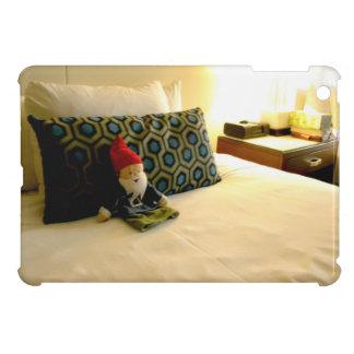 Hotel Gnome iPad Mini Cover