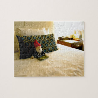 Hotel Gnome Jigsaw Puzzle