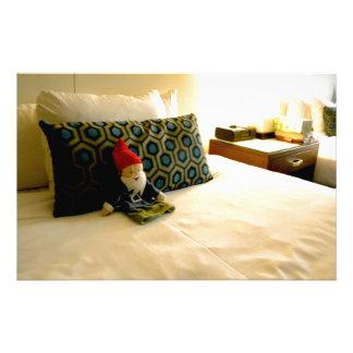 Hotel Gnome Stationery